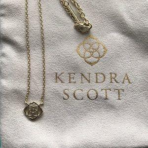 ✨Discontinued✨ Kendra Scott Decklyn Logo Necklace